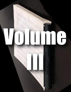 SONGBOOK VOLUME III